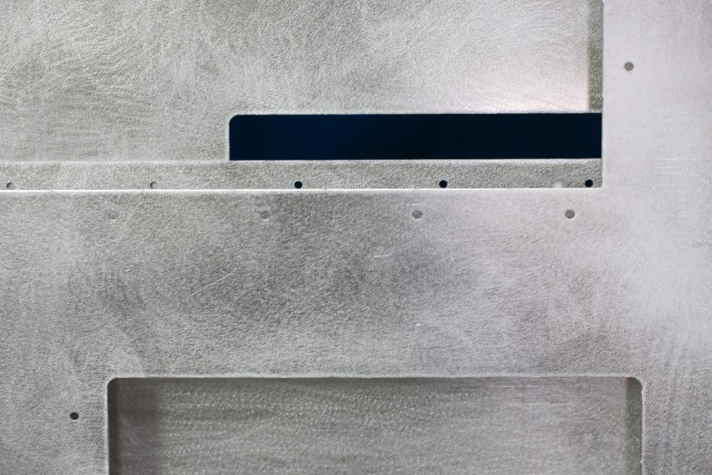 Aluminum and Stainless Steel Metal Fabrication